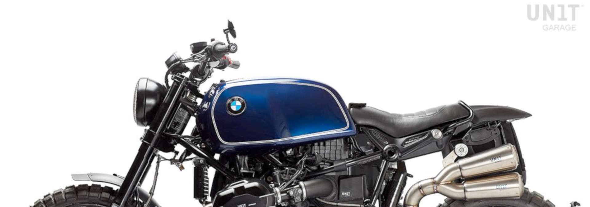 Accessoires Unit Garage pour BMW NineT